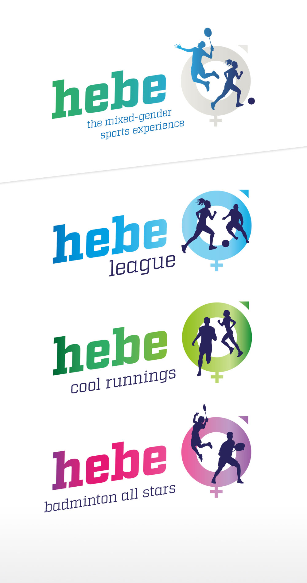 HEBE the mixed-gender sports experience