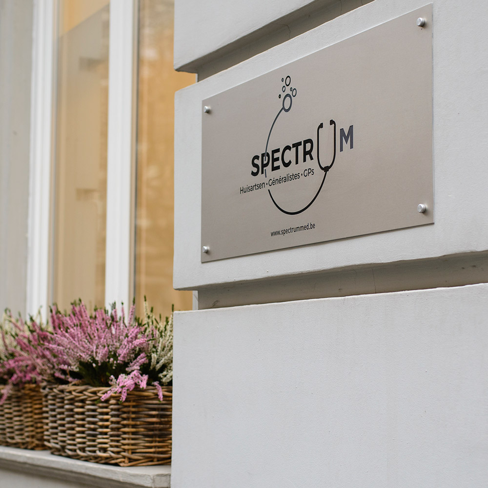 Identity for Spectrum GPs